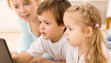 Online lessen voor Nederlandstalige kinderen die zich in het buitenland bevinden.